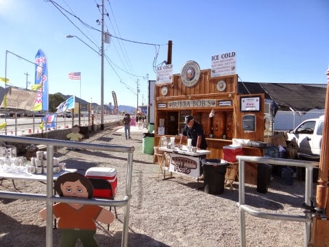 Bubba Bob's Root Beer Stand in Quartzsite, Arizona